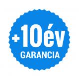+10 év garancia